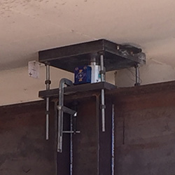 sp compression loadcells used on Washington library project