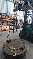 sp wireless loadshackle testing weights
