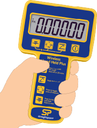 loadcell wireless hand control