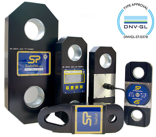 load cell range from straightpoint