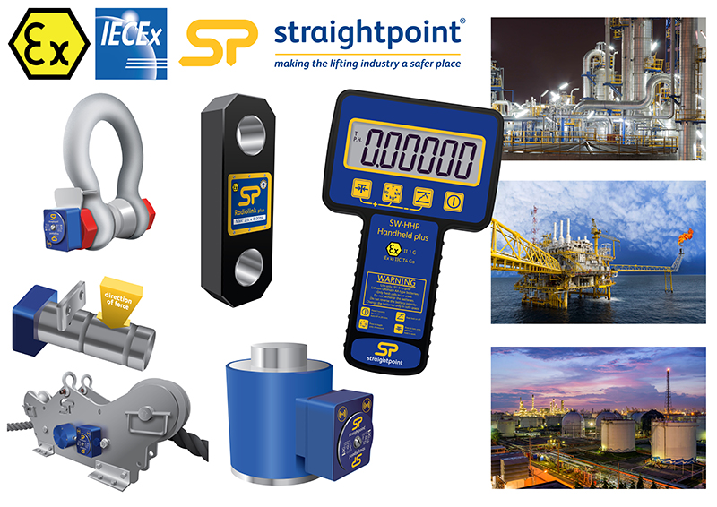 atex iecex load cells for hazardous areas