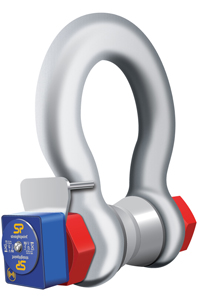 Wireless load shackle