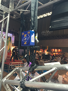 Stage and Event Rigging - Straightpoint