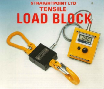 The original Straightpoint load monitor 1980