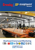 Overhead Crane load monitoring