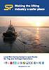 folleto de prueba de tirón de tirones y salvamento