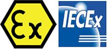 ATEX IECEx standards