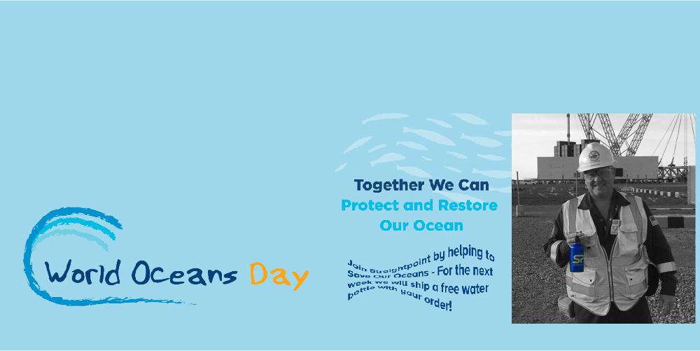 Ocean Load Cells Produsent - Straightpoint