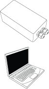 SW-SO - Serial output ASCII string module